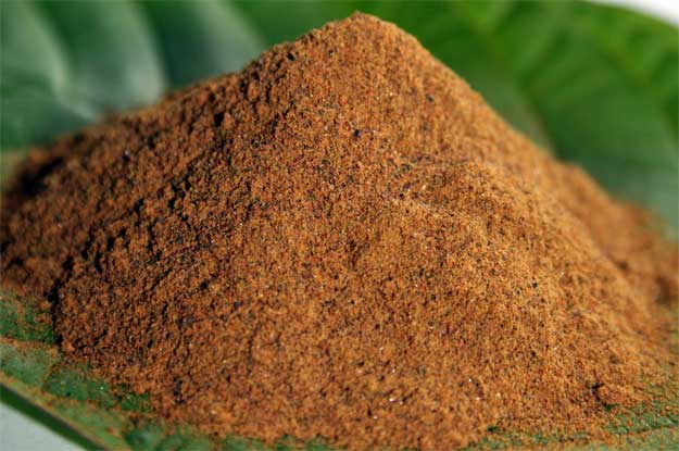 Green-vein Borneo Kratom Powder Keystone